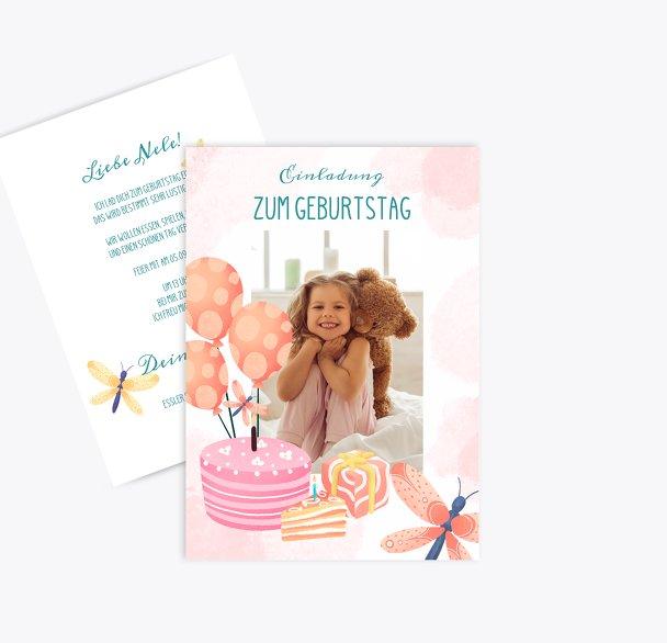 Einladung Kindergeburtstag Partytraum