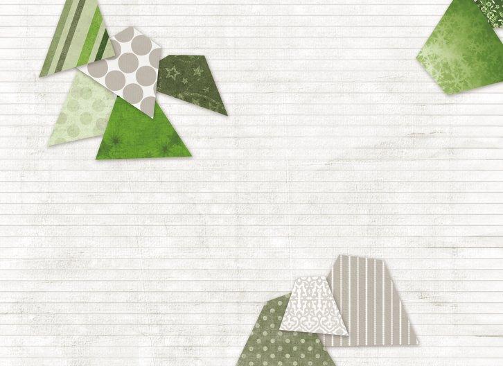 Ansicht 4 - Einladung Schnipselbäume