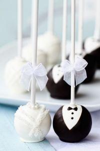 Black&White - Cakepops