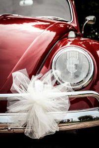 Chauffeur - Hochzeitsauto