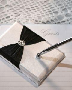 Black&White - Gästebuch