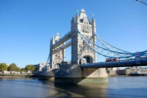 Zum Geburtstag verreisen-London