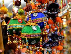 Bollywood-Hochzeit: Bunt, bunter!