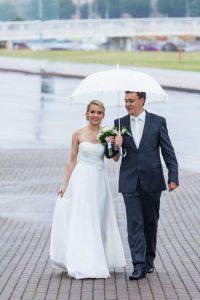 An schlechtes Wetter denken - Regenschirm