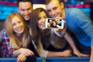 Selfie - der neue Fototrend