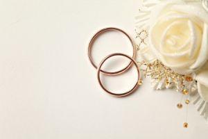 Freie Trauung und Eheringe