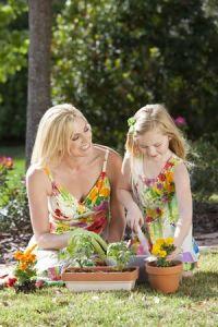 Spaß im eigenen Garten