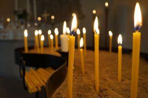 Fürbitten bei der Trauung in der katholischen Kirche