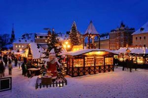 Weihnachtsmärkte bieten schönes Ambiente