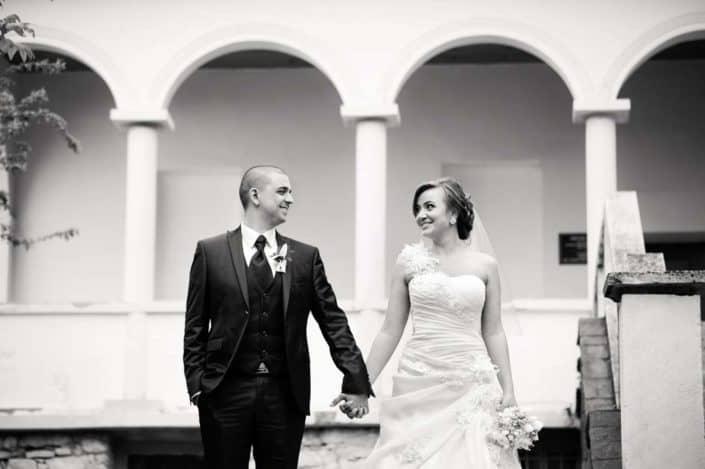 Motto-Hochzeit im Black-and-White-Style - Artikel öffnen