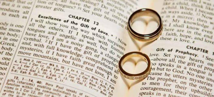 Fürbitten zur Hochzeit - Artikel öffnen