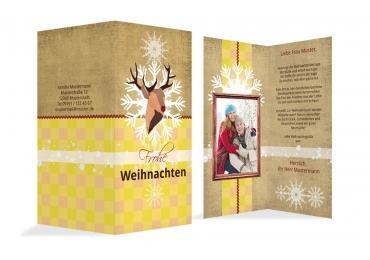 moderne weihnachtskarten bestellen karten. Black Bedroom Furniture Sets. Home Design Ideas
