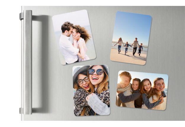 Ansicht 2 - Magnete mit Bildern